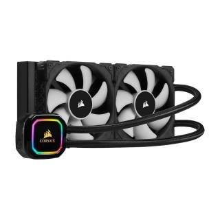 Corsair iCUE H100i RGB Pro XT CPU Liquid Cooler Intel 1151/1200/2066 AMD A4/A3