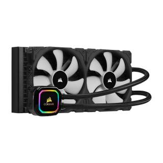 Corsair iCUE H115i RGB PRO XT CPU Liquid Cooler Intel 1151/1200/2066 AMD AM4/TR4