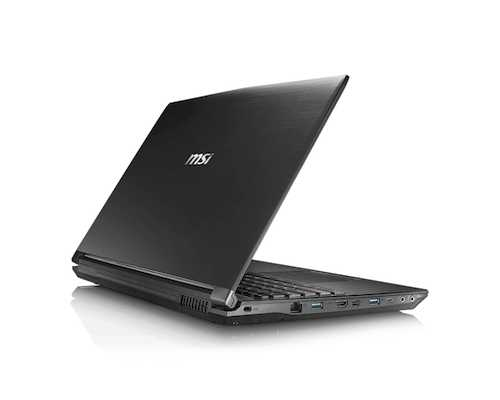 "NB MSI CX62 6QD C Series (940MX), 15.6""HD EDP, A.G. ,Skylake i5 - 6300HQ + HM170, DDRIV 8GB, 1TB, SM, W10,2GB DDR3"