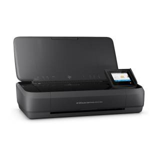 HP OfficeJet 250 Mobile Multifunzione Ink-Jet a Colori Stampa/Copia/Scan A4 BT 7ppm