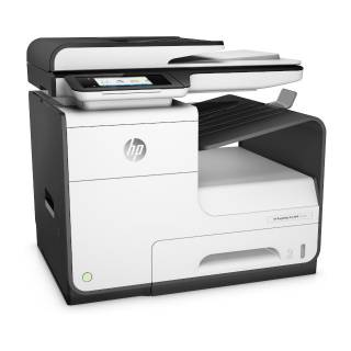 HP PageWide Pro 477dw Multifunzione a Colori Stampa/Copia/Scan/Fax A4 Wi-Fi 55ppm