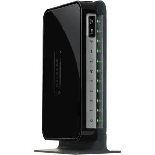 Netgear DGN2200 V4 Router Wireless MIMO 300Mbps Lan USB ADSL2+