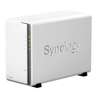 Synology DS216SE NAS 2*bay 3.5'' 256MB DDR3 GLAN