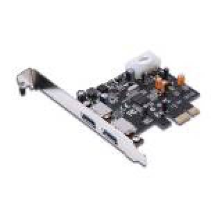 Digitus DS30220 scheda 2 porte USB 3.0 PCi-Ex