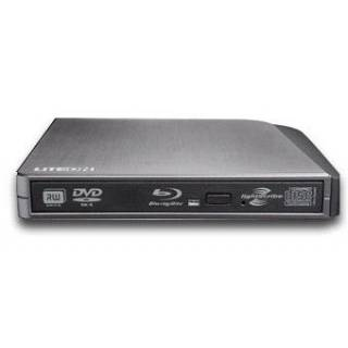 Lite On ESEU206 - 04 Combo DVD - S / BluRay - R Esterno USB Grigio