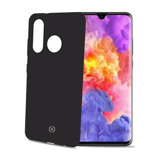 Celly Feeling Cover Huawei P30 Lite Nero