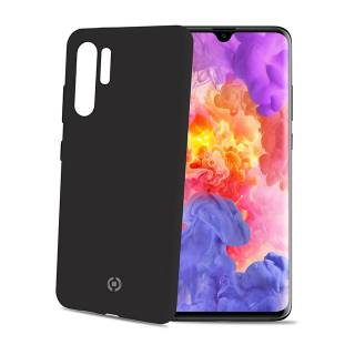 Celly Feeling Cover Huawei P30 Pro Nero