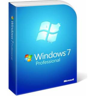 Microsoft Windows 7 Professional SP1 64bit 1PK OEM ITA