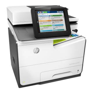 HP PageWide Enterprise Color 586dn Multifunzione Ink-Jet a Colori Stampa/Copia/Scan A4 GLAN 50ppm