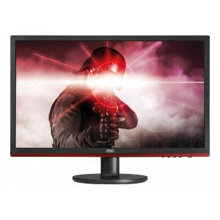 AOC G2460VQ6 Monitor 24 75Hz TN Wide FullHD 1920x1080 1ms Multimediale VGA/HDMI/DP FreeSync Nero