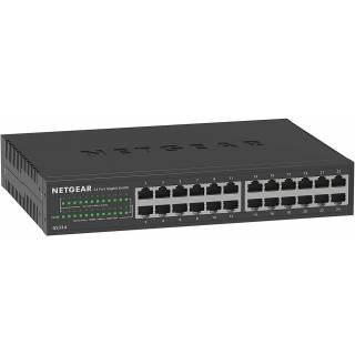 Netgear GS324 Soho Switch Unmanaged Gigabit 24 Porte