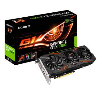 Gigabyte GeForce GTX 1080 GV - N1080G1 GAMING 8GB