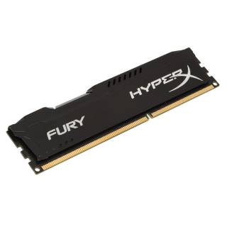 Kingston HX318C10FB / 4 Fury Black 4GB DDR3 1866Mhz C10 1.5v