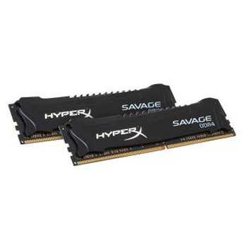 Kingston Hyper X Savage 16GB Kit 2*8GB DDR4 2400Mhz CL12 1.35v