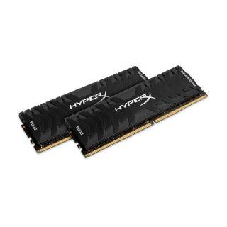 Kingston HyperX Predator Kit 16GB 2x8GB DDR4 2666MHz CL13 Nero