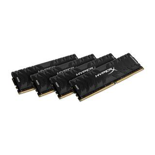 Kingston HyperX Predator 32GB Kit 4x8GB DDR4 3200MHz CL 16
