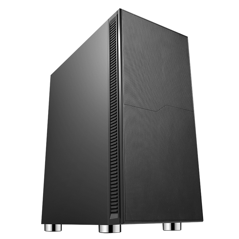 Case SYLENT 05 EVO - Silent Middle Tower, USB3, 3x12cm fan, rivest. fonoassorbente