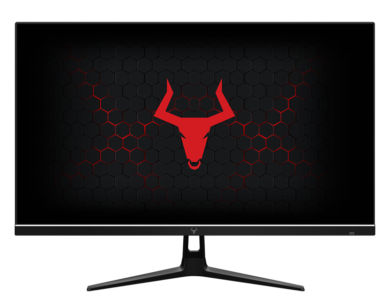 "Monitor TAURUS GGF - 27"" FLAT, 2560x1440, IPS, 144Hz, 16:9, 1ms MPRT, 2xHDMI, DP, USB, Speaker, HDR, G-Sync, FreeSync"