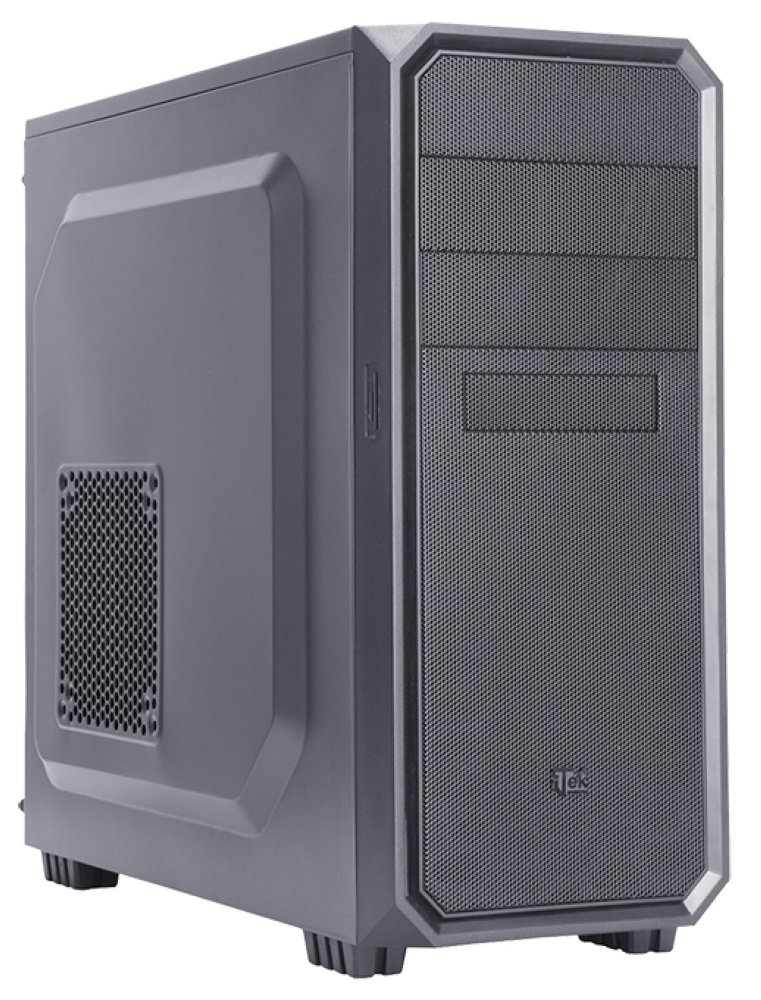 Case PATRIOT B1 - Middle Tower, USB3, Card Reader, ODD/HDD Kit