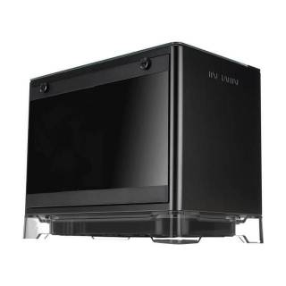 In Win A1 RGB Cube Case Vetro temperato Mini-ITX 600W Nero