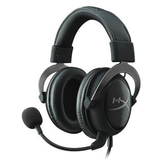 Kingston HyperX Cloud II Cuffie Gaming con Microfono USB/Jack 3.5mm