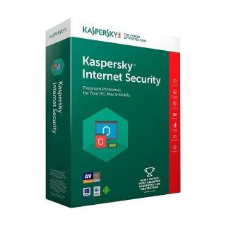 Kaspersky Internet Security 2019 Licenza per 1 Dispositivi per 1 Anno