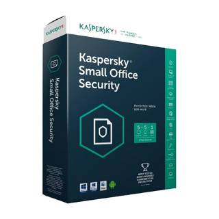 Kaspersky Small Office Security 5.0 Licenza per 1 Server  +  5 Client per 1 Anno Versione Full