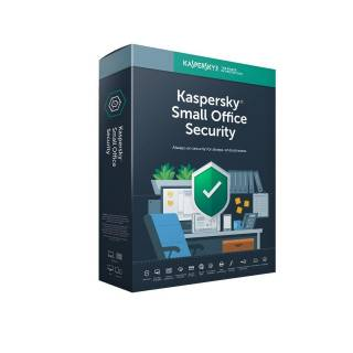 Kaspersky Lab Small Office Security 7, 5 licenza/e, 1 anno/i, Licenza base