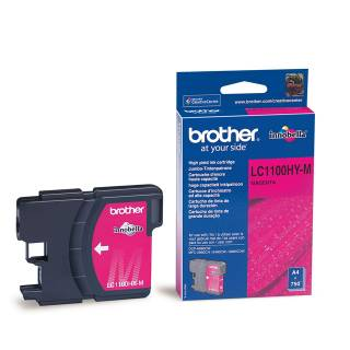 Brother LC-1100HYM Cartuccia di inchiostro Magenta