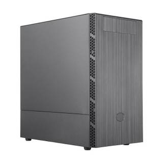Cooler Master MasterBox MB400L, Tower, PC, Plastica, Acciaio, Nero, Micro ATX,Mini-ITX, 16,7 cm