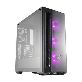 Cooler Master MasterBox MB520 RGB Middle Tower Vetro Temperato No Power MinITX/mATX/ATX Nero