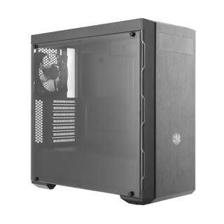 Cooler Master MasterBox MB600L Middle Tower No-Power MinITX/mATX/ATX Gun Metal