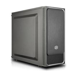 Cooler Master MasterBox E500L Middle Tower No-Power mini-ITX/mATX/ATX ODD Nero/ArgentoGrigio