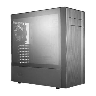 Cooler Master MasterBox NR600 Middle Tower Vetro Temperato No Power MinITX/mATX/ATX Nero