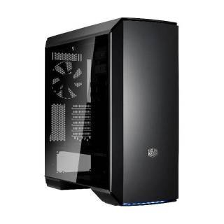 Cooler Master MasterCase MC600P RGB Middle Tower Vetro Temperato No Power minITX/mATX/ATX/E-ATX Nero