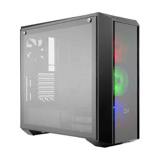 Cooler Master MasterBox Pro 5 RGB Middle Tower Vetro Temperato No Power MinITX/mATX/ATX/E-ATX Nero