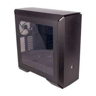 Cooler Master MasterCase Pro 6 Middle Tower LED Red minITX/mATX/ATX Nero