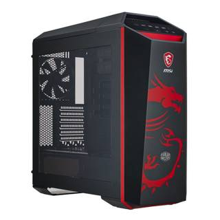 Cooler Master MasterCase Maker 5 MSI Edtion Modulare Middle Tower Nero No - Power m - ATX / m - ITX / ATX