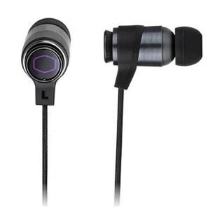 Cooler Master MH710 In Ear Auricolari Stereo Jack/USB Nero