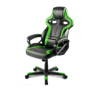 Arozzi Milano Gaming Chair Nero/Verde