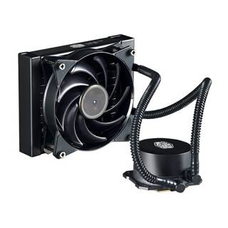 Cooler Master Master Liquid Lite 120 CPU Liquid Cooler Intel 1151/1200/2066 AMD AM4/AM3
