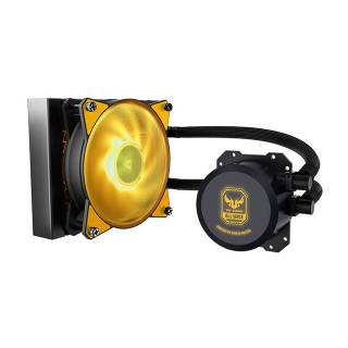 Cooler Master MasterLiquid ML120L RGB TUF CPU Liquid Cooler Intel 1151/2066 AMD AM4/AM3