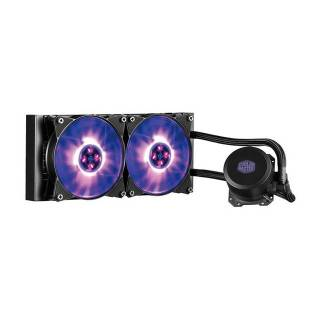 Cooler Master MasterLiquid ML240L RGB CPU Liquid Cooler Intel 1151/2066 AMD AM4/AM3