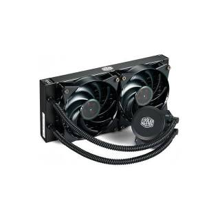 Cooler Master Master Liquid Lite 240 CPU Liquid Cooler Intel 1151/1200/2066 AMD AM4/AM3