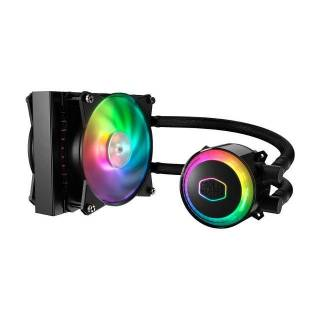 Cooler Master MasterLiquid ML120R ARGB CPU Liquid Cooler Intel 1151/1200/2066 AMD AM4/AM3