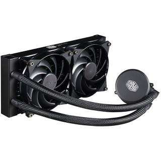 Cooler Master Master Liquid 240 CPU Liquid Cooler Intel 1151/1200/2066 AMD AM4/AM3