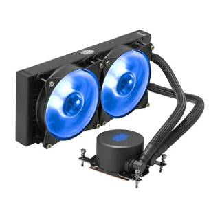Cooler Master MasterLiquid ML240 RGB CPU Lquid Cooler AMD TR4/TRX4