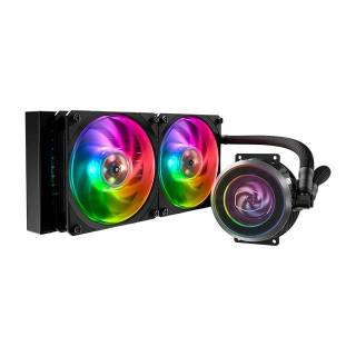 Cooler Master MasterLiquid ML240P Mirage ARGB CPU Liquid Cooler Intel 1151/2066 AMD AM4/TR4