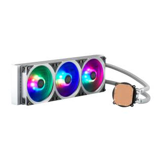 Cooler Master MasterLiquid ML360P ARGB CPU Liquid Cooler Intel 1151/1200/2066 AMD A4/A3 Silver Edition