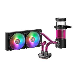 Cooler Master MasterLiquid Maker 240 RGB Kit Watercooling Intel 1151/1200/2066 AMD AM4/AM3